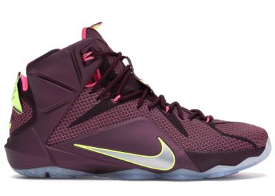Nike LeBron 12 Double Helix 684593-607