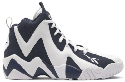 Reebok Kamikaze II All-Star Athletic Navy/White V44406