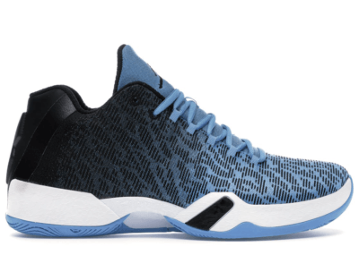 Jordan XX9 Low UNC University Blue/Black-White 828051-401