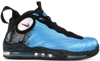 Nike Total Air Foamposite Max Current Blue Current Blue/Black-Current Blue 472498-400