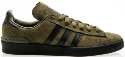 adidas Campus Adv Marc Johnson Olive Cargo/Core Black/Gold Metallic B22717