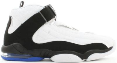 Nike Air Penny IV Orlando Home (2006) White/Black-Varsity Royal 312455-101