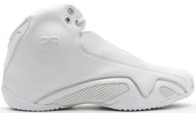 Jordan 21 White (OG) White/Metallic Silver-Black 313038-101