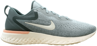 Nike Odyssey React Light Silver  (W) Light Silver/Sail Mica Green AO9820-009