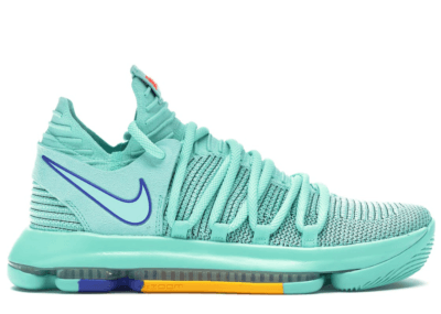 Nike KD 10 Hyper Turquoise 897815-300