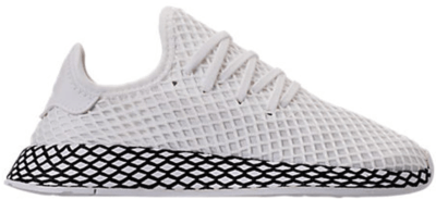 adidas Deerupt Cloud White Core Black (Youth) Cloud White/Cloud White/Core Black AQ1790