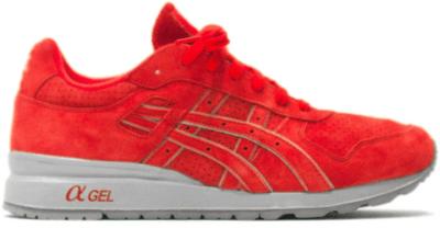 "Asics GT-II Ronnie Fieg ""Super Red 2.0"" Super Red/Lightning H10LK-2196"