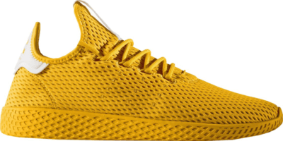 adidas Tennis Hu Pharrell Solid Gold Gold Solid/Gold Solid/Footwear White CP9767