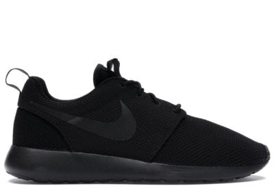 Nike Roshe Run Triple Black Black/Black 511881-026