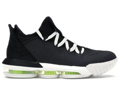 "Nike Lebron XVI Low ""Black"" CI2668-004"