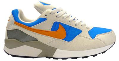 Nike Air Pegasus 92 Grey Blue Grey/Blue/Orange 414238-102