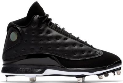 Jordan 13 Retro Metal Cleat Black AR4476-001
