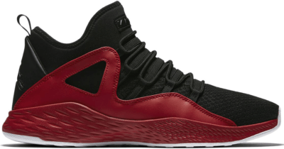 Jordan Formula 23 Black Gym Red Black/Black-Gym Red-White 881465-001