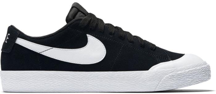 Nike Sb Zoom Blazer Low Xt Black White 864348 019 Zwart