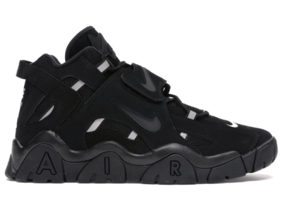 Nike Air Barrage Mid Black  AT7847-002