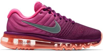 Nike Air Max 2017 Bright Grape Fire Pink (W) Bright Grape/White-Fire Pink 849560-502