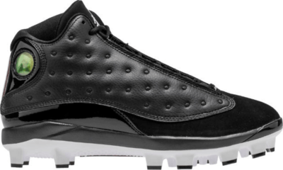 Jordan 13 Retro MCS Cleat Black AJ8016-001