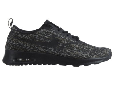 Nike Air Max Thea Jcrd Blacl Metallic Gold Sail (W) Blacl/Metallic Gold/Sail 654170-002