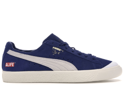 Puma Clyde Alife New York Navy Blue Depths/Puma White 365924-02