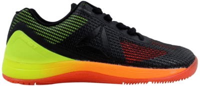 Reebok Crossfit Nano 7.0 B Vitamin C/Yellow-Black-Lead (W) Vitamin C/Yellow-Black-Lead BD2830
