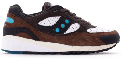 "Saucony Shadow 6000 West NYC ""Fresh Water"" Brown/White S70227-1"