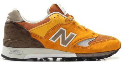 New Balance 577 English Tender Orange Orange/Brown M577ETO