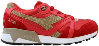 Diadora N9000 MII Roccoco Red Roccoco Red 45034