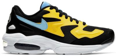 Nike Air Max 2 Light Yellow Light Blue Black Yellow/Light Blue-Black-White CJ7980-700