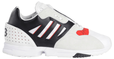 adidas Y3 ZX Run White Black Red White/Black/Red G54063