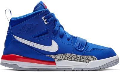 Jordan Legacy 312 Pistons (PS) Bright Blue/White-University Red AT4047-416