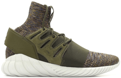 adidas Tubular Doom Trace Olive Trace Olive/Mystery Brown/Crystal White BY3551