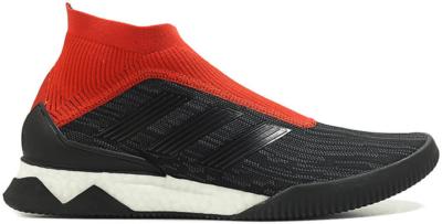 adidas Predator Tango 18+ Black Red Core Black/Core Black/Red AQ0603