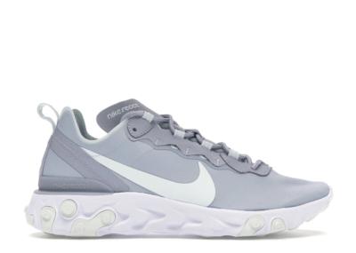 "Nike WMNS React Element 55 ""Wolf Grey"" BQ2728-005"
