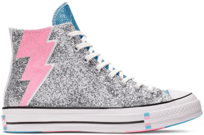 Converse Chuck Taylor All-Star Hi Pride Silver (2019) 165723C