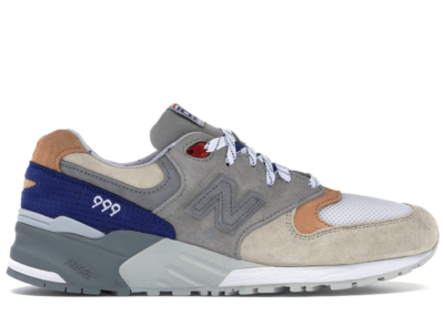 New Balance 999 Concepts Hyannis (Blue) Grey/White M999CP1