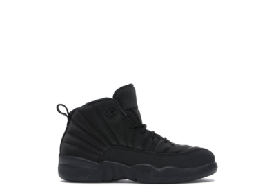 Jordan 12 Retro Winter Black (PS) Black/Black-Anthracite BQ6850-001