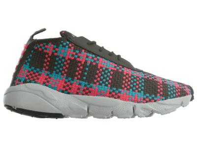 Nike Air Footscape Desert Chukka Cargo Khaki Hyper Jade-Hyper Pink-Umber 652822-300