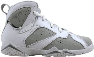 Jordan Air Jordan 7 Retro BP Pure Money White (PS) White/Metallic Silver 304773-120