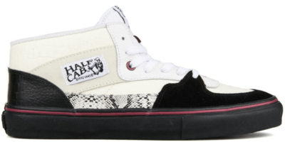 Vans Half Cab Bodega Return of the Dragon White White/Black VN0A3A76NS9