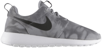 Nike Roshe Run Wolf Grey Print Wolf Grey/Black/Dark Grey 655206-001