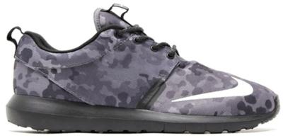 Nike Roshe Run Dark Grey Camo Dark Grey/Ivory-Black 685196-001