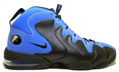 Nike Air Penny III Varsity Royal HOH Varsity Royal/Black 410729-400