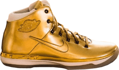 Jordan XXX1 Gold All Star (2017) Metallic Gold/Metallic Gold-Sail AH2292-730