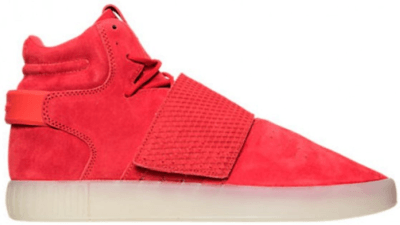adidas Tubular Invader Strap Red BB5039