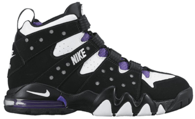 Nike Air Max 2 CB 94 Black Purple (2015) Black/White-Pure Purpl 305440-006