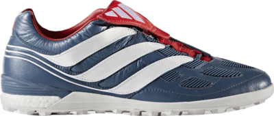 adidas Predator Precision Turf Blue White Red Blue Grey/Running White/Collegiate Red CM7912