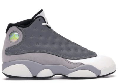Jordan 13 Retro Atmosphere Grey (PS) Atmosphere Grey/Black-White-University Red-Sail 414575-016