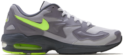 Nike Air Max2 Light Gunsmoke Volt Gunsmoke/Volt-Vast Grey CJ0547-001