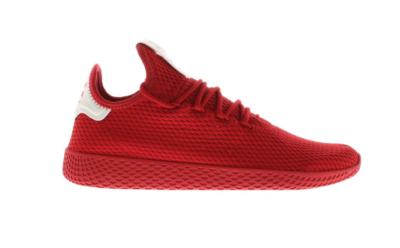adidas Tennis Hu Pharrell Solid Scarlet Scarlet/Scarlet/Footwear White BY8720