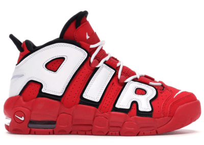Nike More Uptempo Red CD9402-600